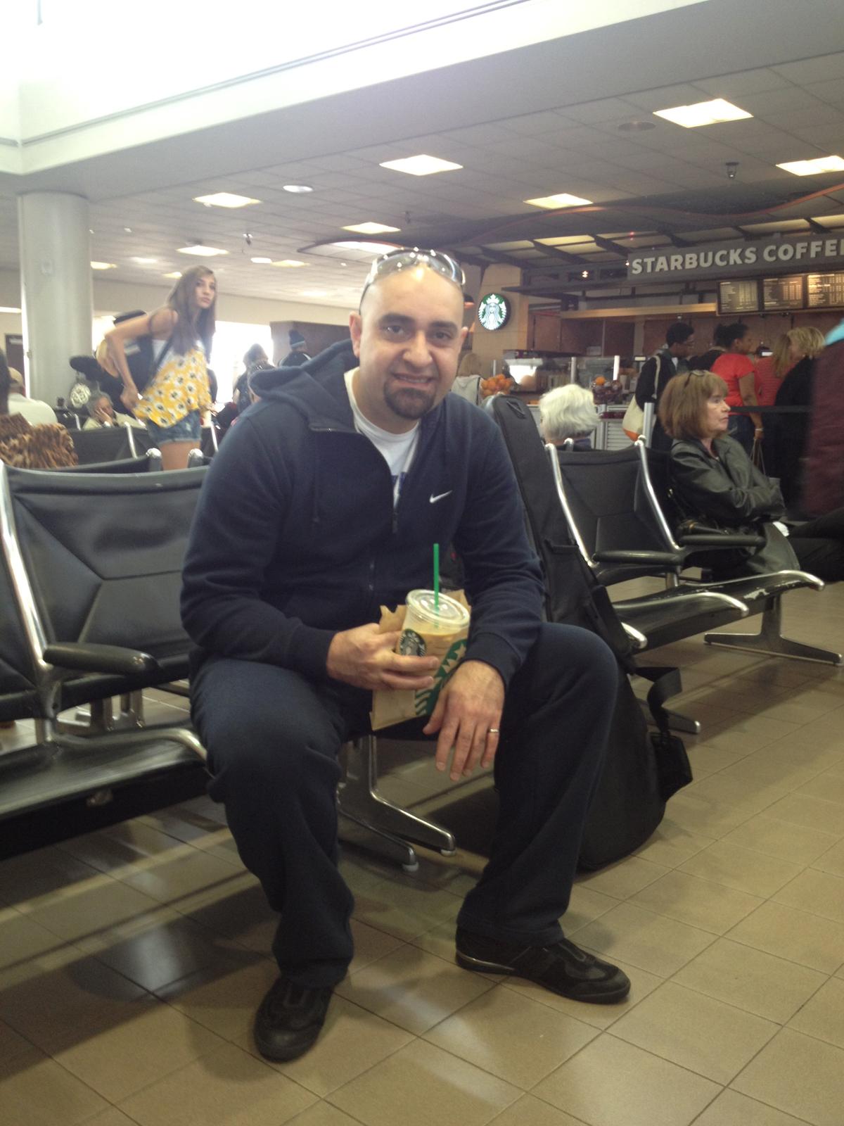 Airport Waiting...