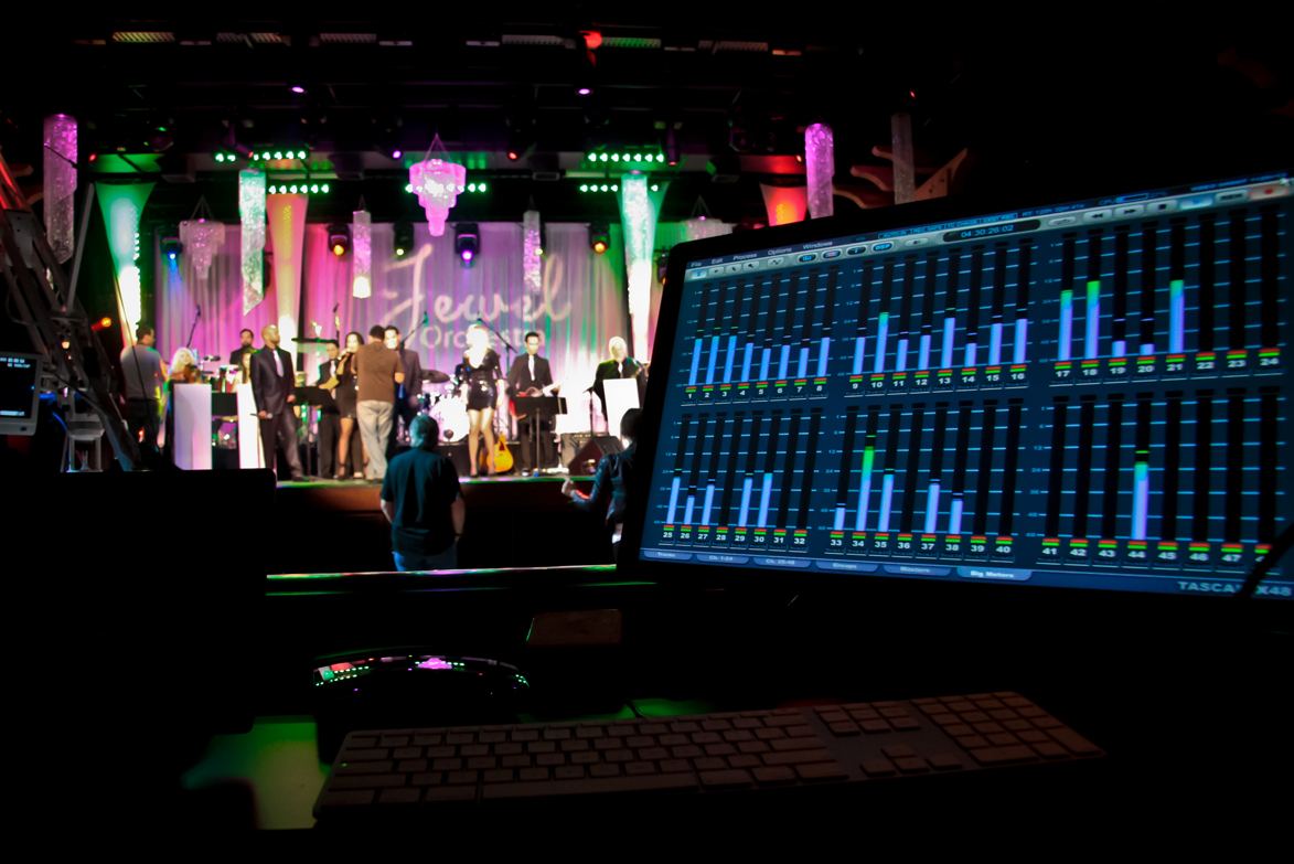 InJoy Productions tech check