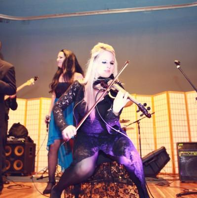Killer-violinist